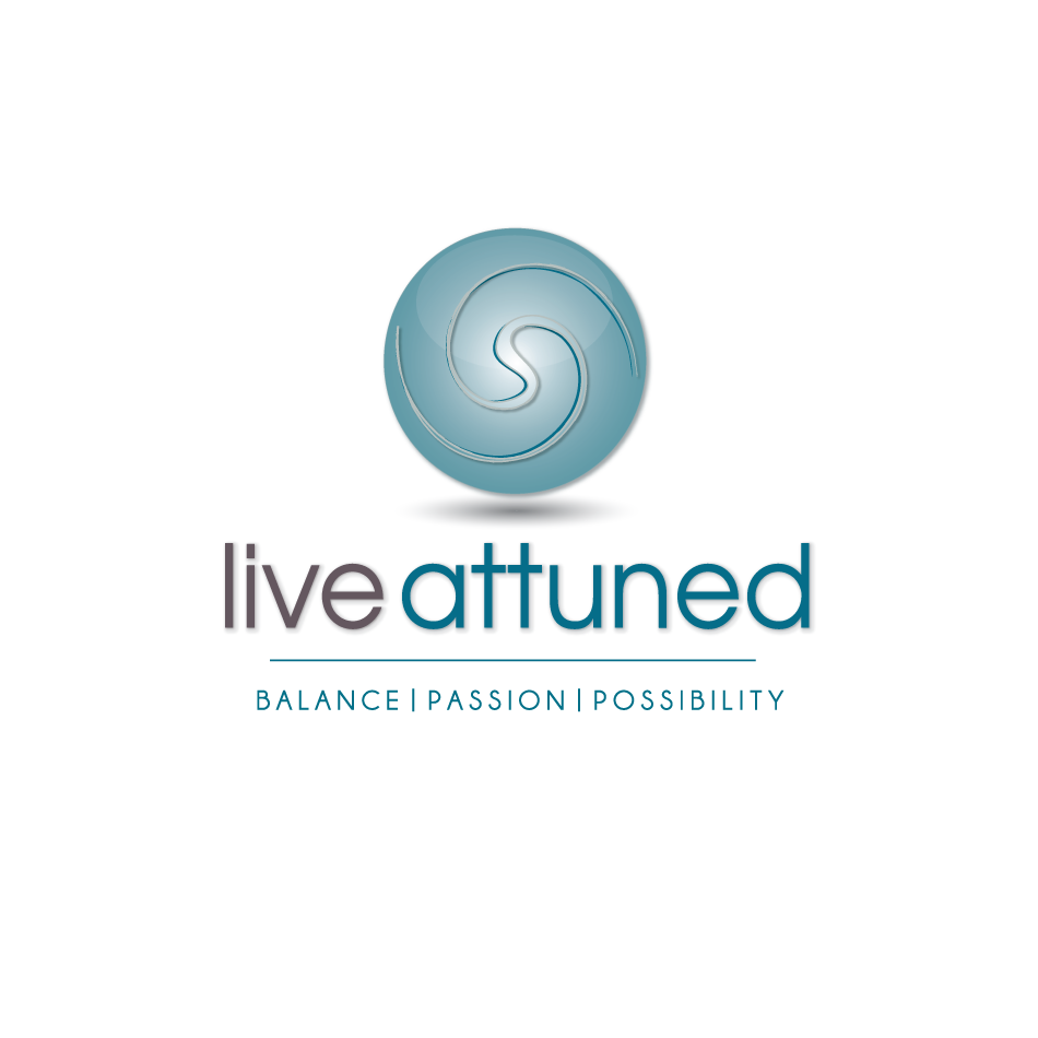 Logo Design by moonflower - Entry No. 67 in the Logo Design Contest New Logo Design for Live Attuned.