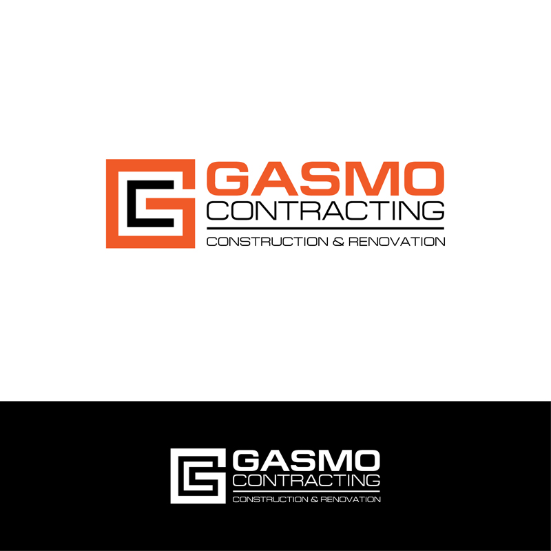 Logo Design by dermawan - Entry No. 15 in the Logo Design Contest Professional Logo Design for Gasmo Contracting.