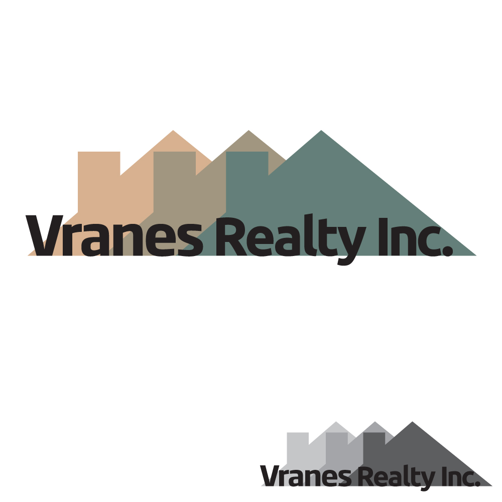 Logo Design by caseofdesign - Entry No. 87 in the Logo Design Contest Logo Design Needed for Exciting New Company Vranes Realty Inc..