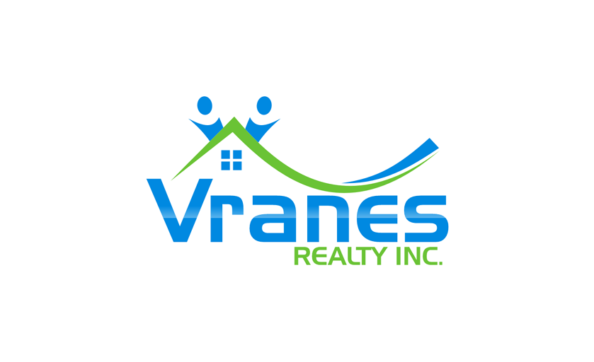 Logo Design by Moon0322 - Entry No. 88 in the Logo Design Contest Logo Design Needed for Exciting New Company Vranes Realty Inc..