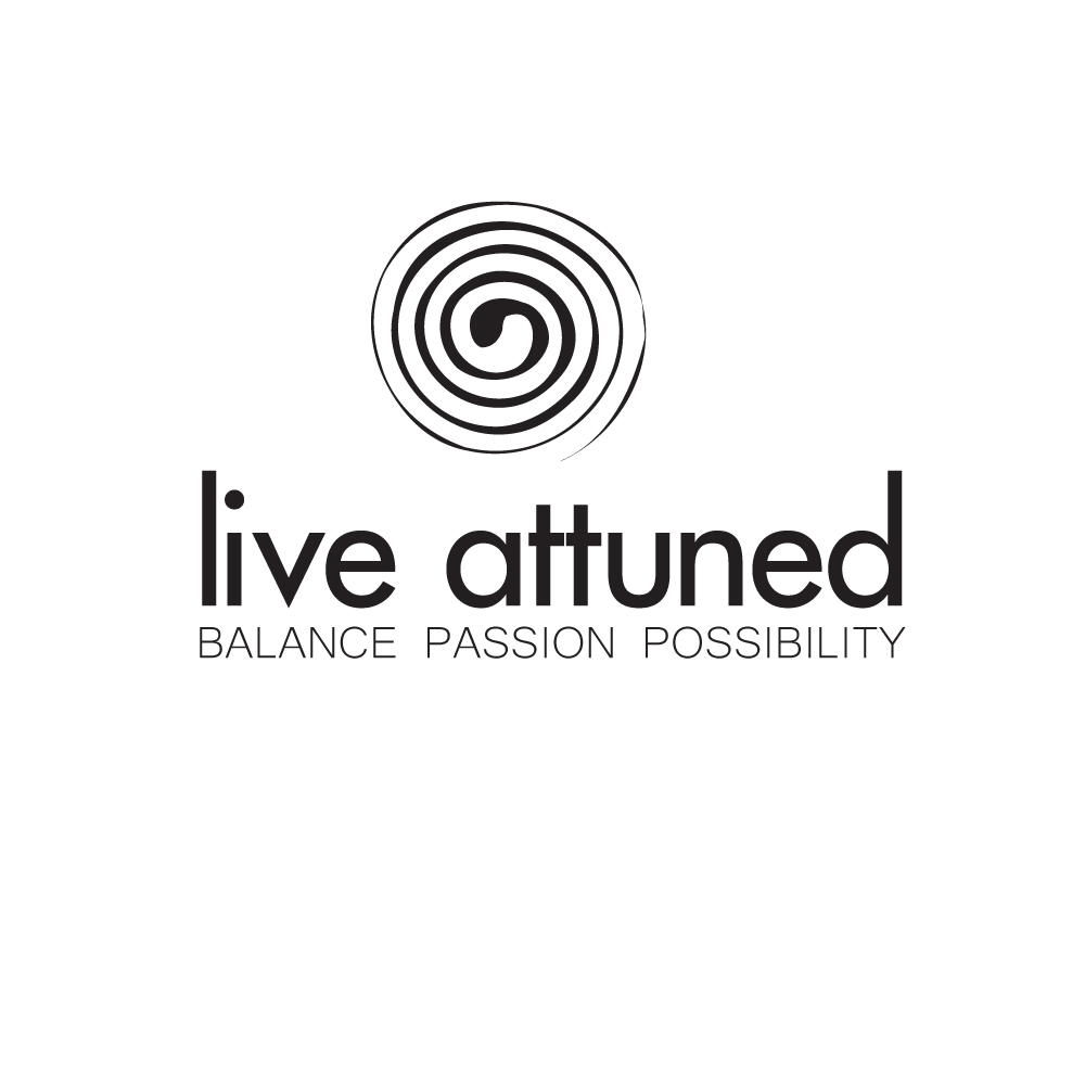 Logo Design by caseofdesign - Entry No. 69 in the Logo Design Contest New Logo Design for Live Attuned.