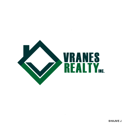 Logo Design by shajive - Entry No. 91 in the Logo Design Contest Logo Design Needed for Exciting New Company Vranes Realty Inc..