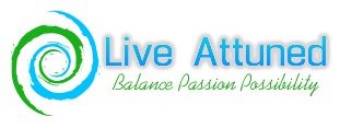Logo Design by joway - Entry No. 80 in the Logo Design Contest New Logo Design for Live Attuned.