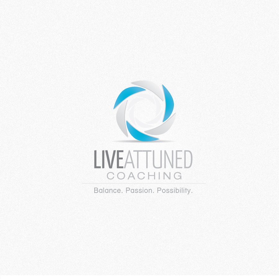 Logo Design by rockpinoy - Entry No. 85 in the Logo Design Contest New Logo Design for Live Attuned.