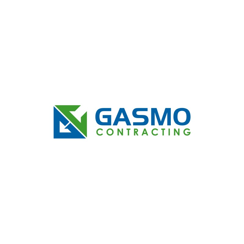 Logo Design by untung - Entry No. 16 in the Logo Design Contest Professional Logo Design for Gasmo Contracting.