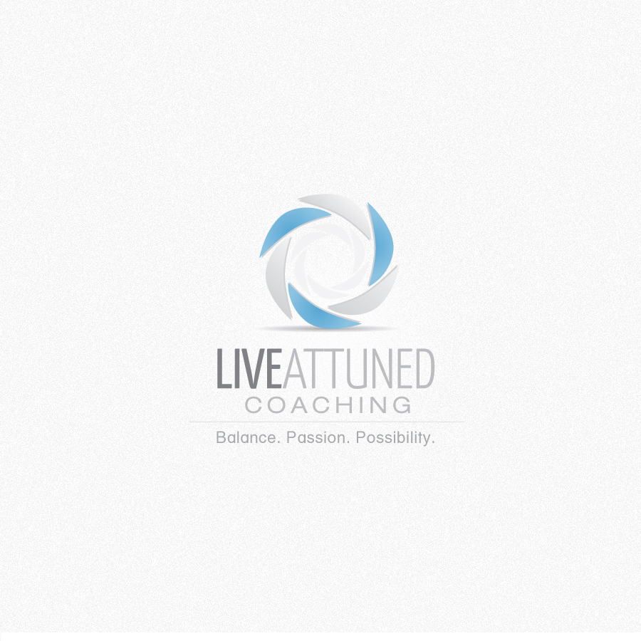 Logo Design by rockpinoy - Entry No. 86 in the Logo Design Contest New Logo Design for Live Attuned.