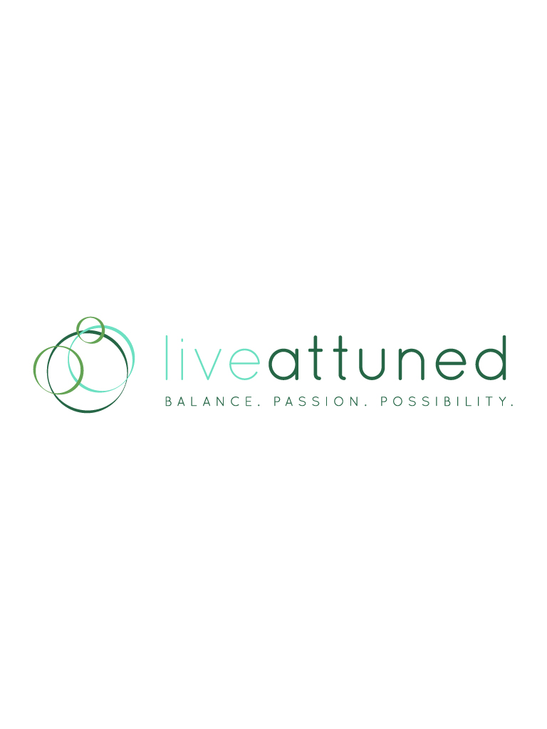 Logo Design by rachna - Entry No. 87 in the Logo Design Contest New Logo Design for Live Attuned.