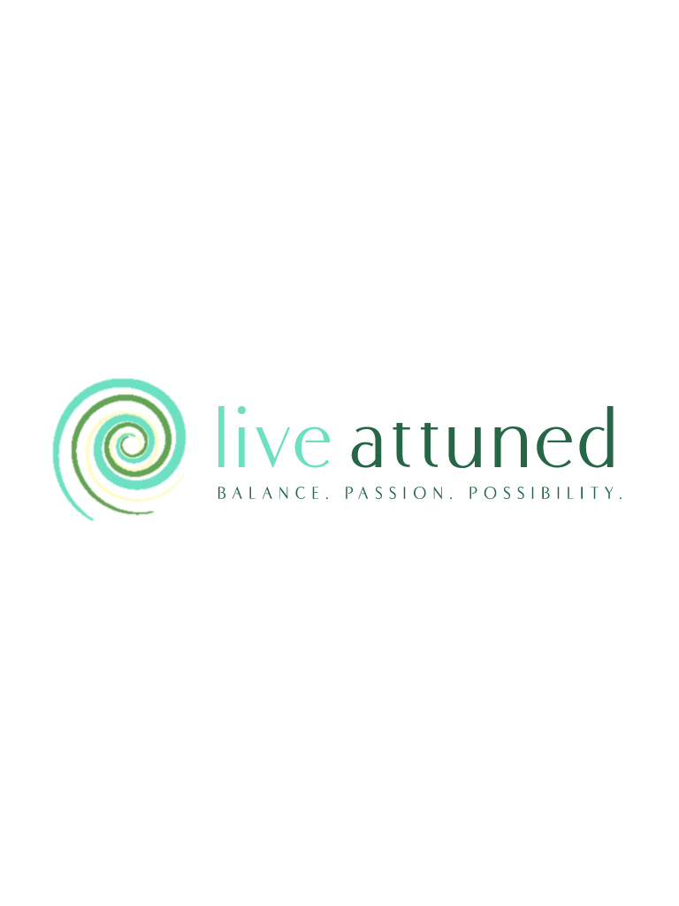 Logo Design by rachna - Entry No. 88 in the Logo Design Contest New Logo Design for Live Attuned.