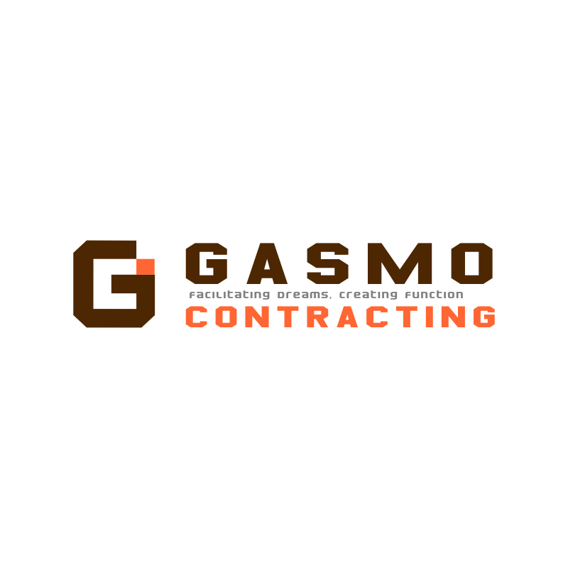 Logo Design by Rudy - Entry No. 18 in the Logo Design Contest Professional Logo Design for Gasmo Contracting.