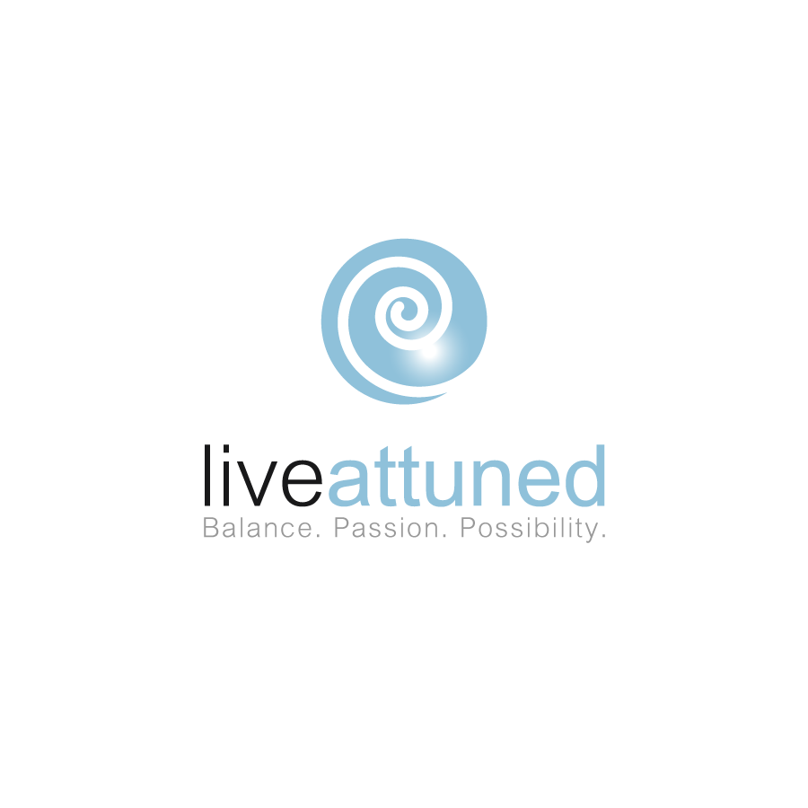 Logo Design by zesthar - Entry No. 90 in the Logo Design Contest New Logo Design for Live Attuned.