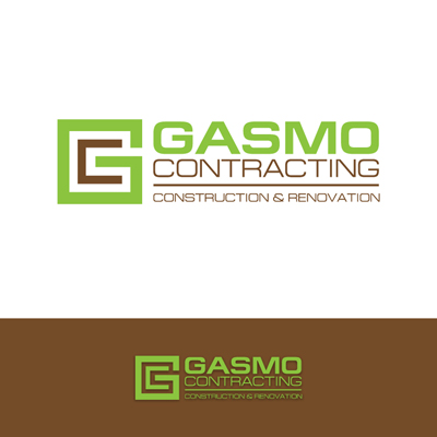 Logo Design by dermawan - Entry No. 19 in the Logo Design Contest Professional Logo Design for Gasmo Contracting.