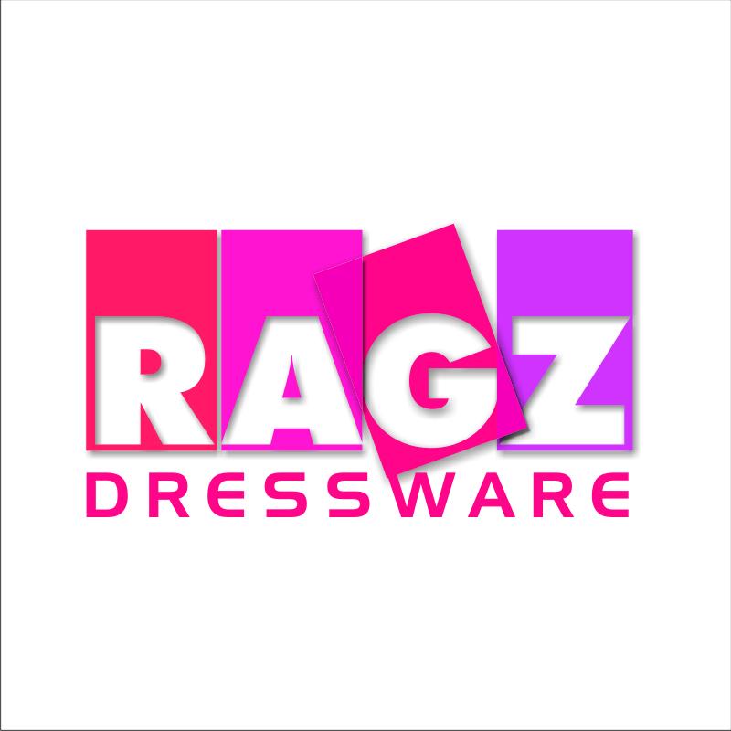 Logo Design by SquaredDesign - Entry No. 300 in the Logo Design Contest Ragz Dressware.