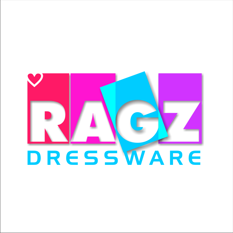 Logo Design by SquaredDesign - Entry No. 301 in the Logo Design Contest Ragz Dressware.