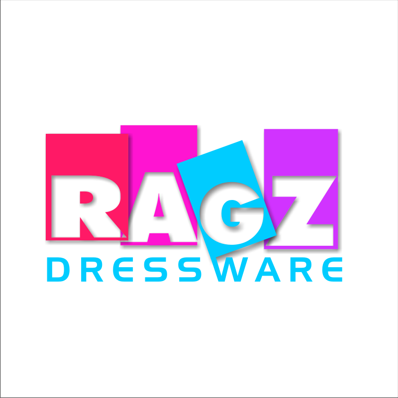 Logo Design by SquaredDesign - Entry No. 302 in the Logo Design Contest Ragz Dressware.