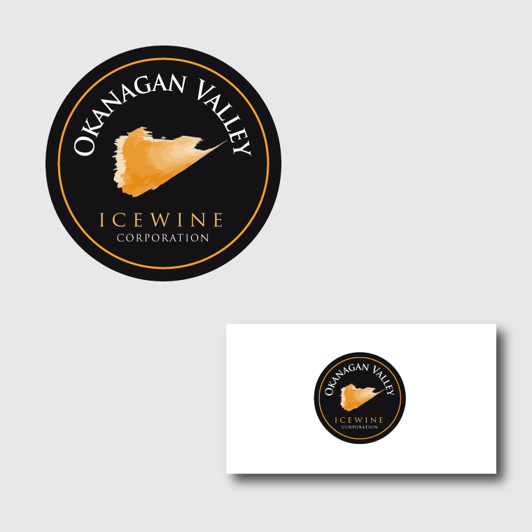 Logo Design by luna - Entry No. 23 in the Logo Design Contest Logo Design for wine export company.