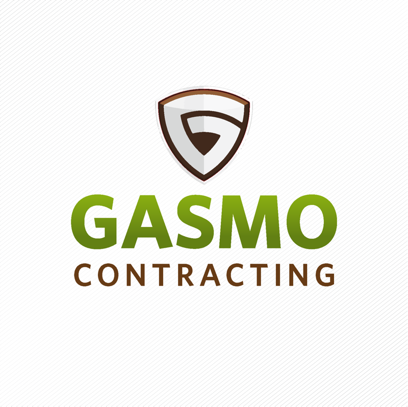 Logo Design by dwimalai - Entry No. 20 in the Logo Design Contest Professional Logo Design for Gasmo Contracting.