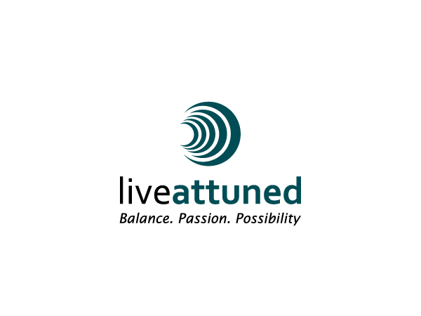 Logo Design by elite007 - Entry No. 101 in the Logo Design Contest New Logo Design for Live Attuned.