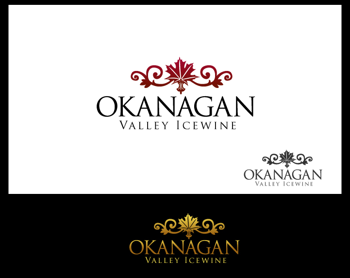 Logo Design by Maaz Hasan - Entry No. 29 in the Logo Design Contest Logo Design for wine export company.