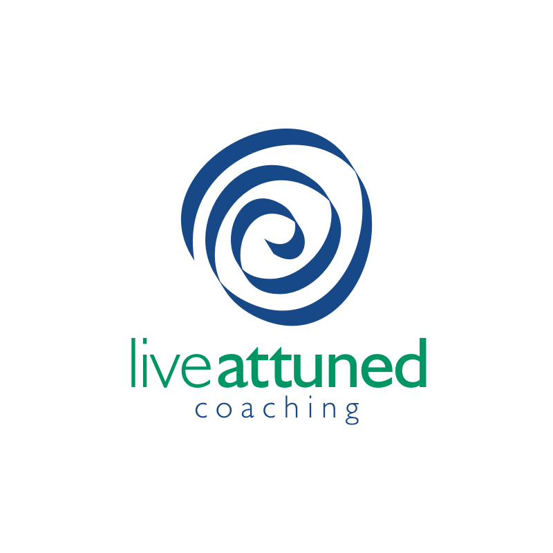 Logo Design by montoshlall - Entry No. 103 in the Logo Design Contest New Logo Design for Live Attuned.