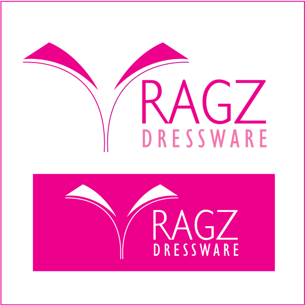 Logo Design by Hoshi.Sakha - Entry No. 303 in the Logo Design Contest Ragz Dressware.
