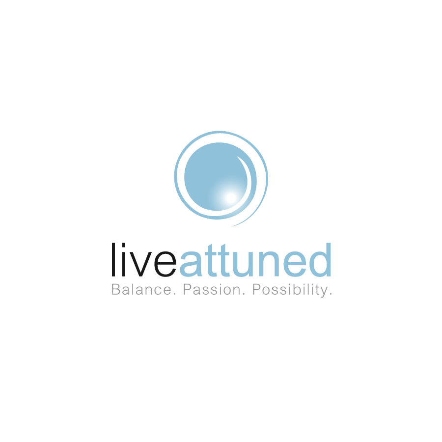 Logo Design by zesthar - Entry No. 104 in the Logo Design Contest New Logo Design for Live Attuned.