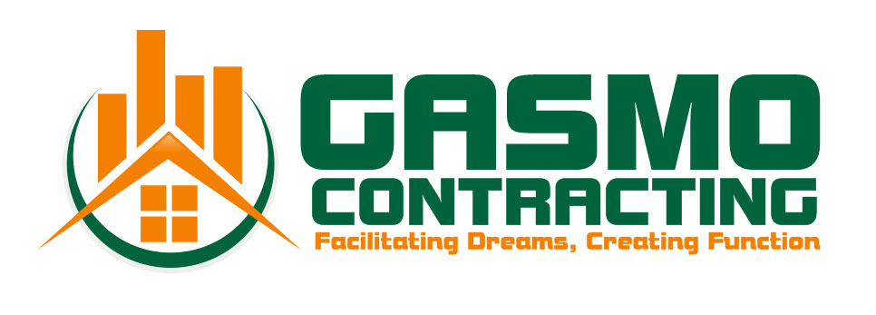 Logo Design by Moon0322 - Entry No. 26 in the Logo Design Contest Professional Logo Design for Gasmo Contracting.