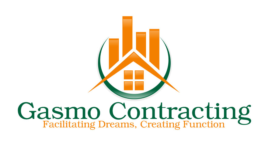 Logo Design by Moon0322 - Entry No. 27 in the Logo Design Contest Professional Logo Design for Gasmo Contracting.