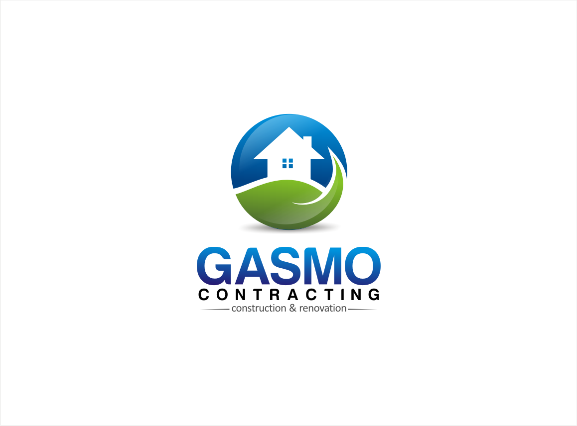 Logo Design by walangsangit - Entry No. 29 in the Logo Design Contest Professional Logo Design for Gasmo Contracting.