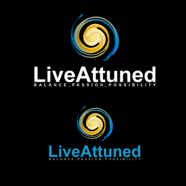 Logo Design by pixdesign - Entry No. 106 in the Logo Design Contest New Logo Design for Live Attuned.