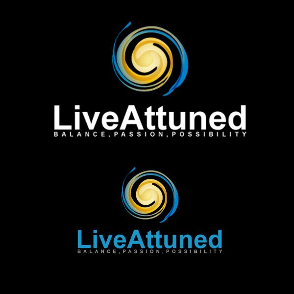 Logo Design by pixdesign - Entry No. 106 in the Logo Design Contest New Logo Design for Live Attuned.