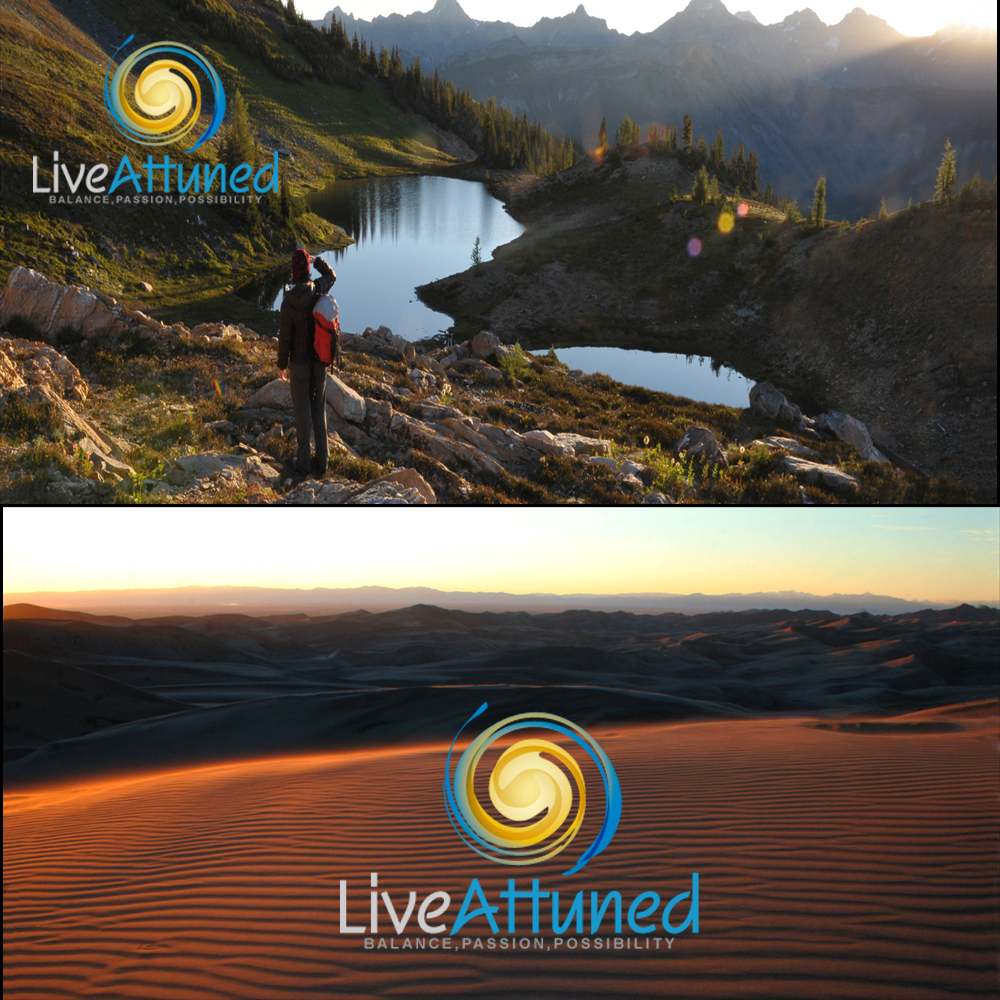 Logo Design by pixdesign - Entry No. 108 in the Logo Design Contest New Logo Design for Live Attuned.