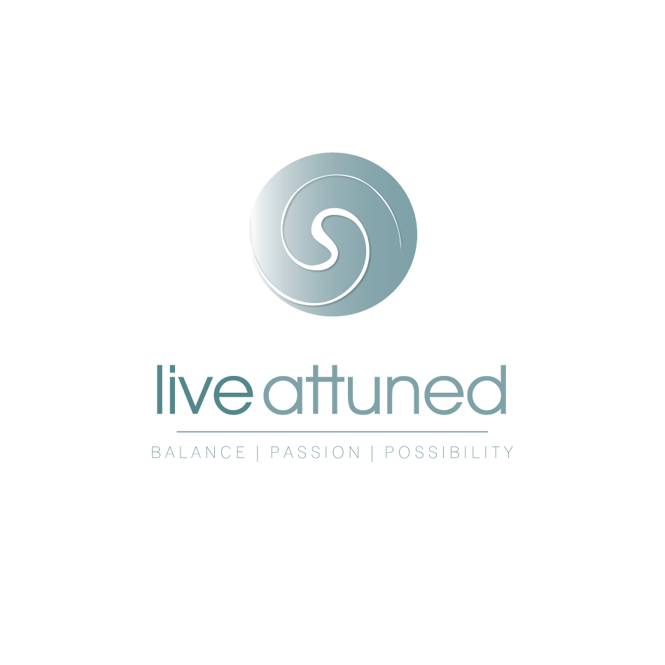 Logo Design by moonflower - Entry No. 112 in the Logo Design Contest New Logo Design for Live Attuned.