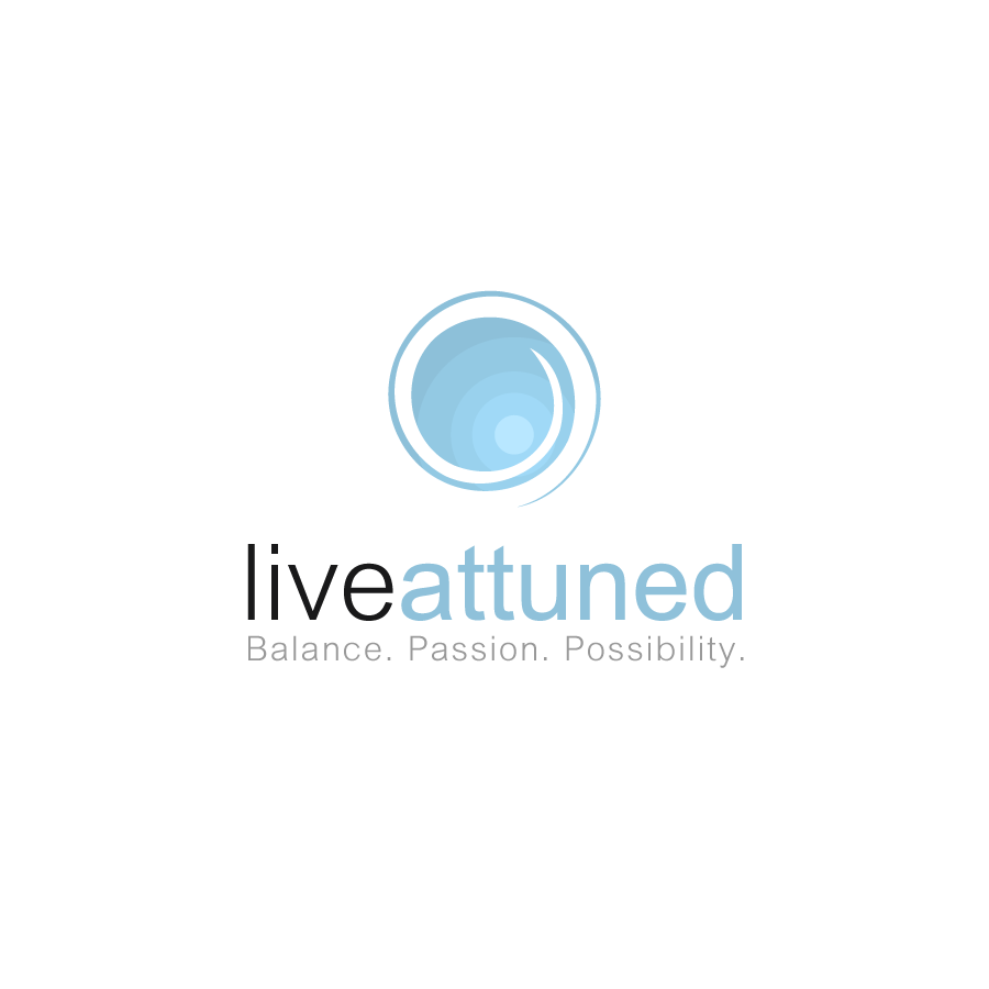 Logo Design by zesthar - Entry No. 114 in the Logo Design Contest New Logo Design for Live Attuned.