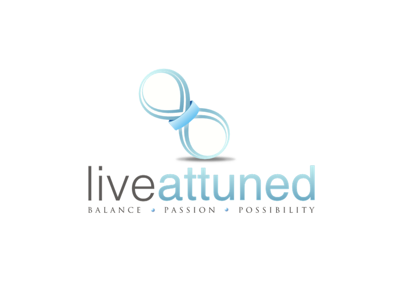 Logo Design by bigred22 - Entry No. 123 in the Logo Design Contest New Logo Design for Live Attuned.