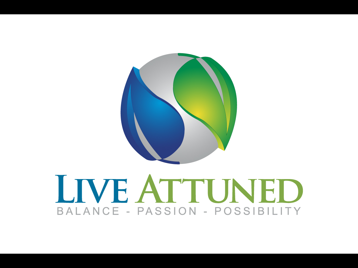 Logo Design by caturro - Entry No. 125 in the Logo Design Contest New Logo Design for Live Attuned.