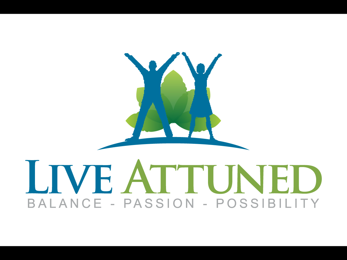 Logo Design by caturro - Entry No. 126 in the Logo Design Contest New Logo Design for Live Attuned.