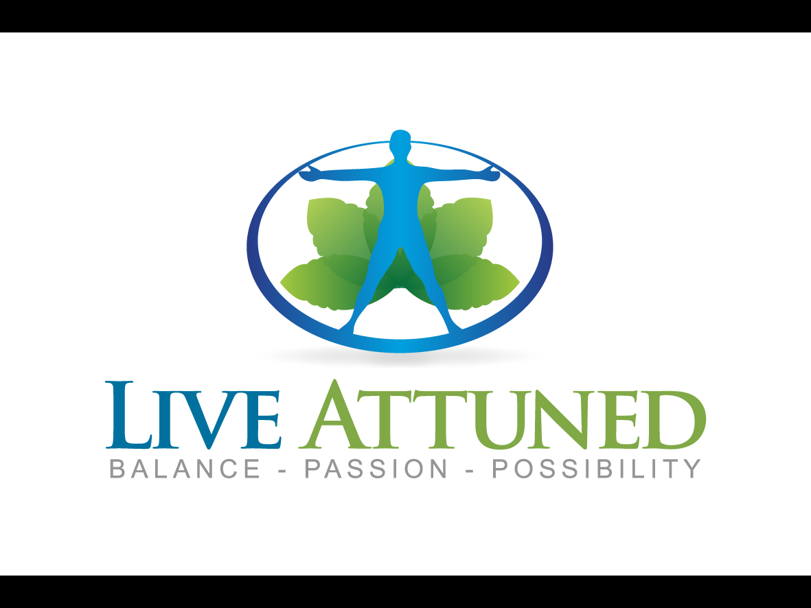 Logo Design by caturro - Entry No. 127 in the Logo Design Contest New Logo Design for Live Attuned.