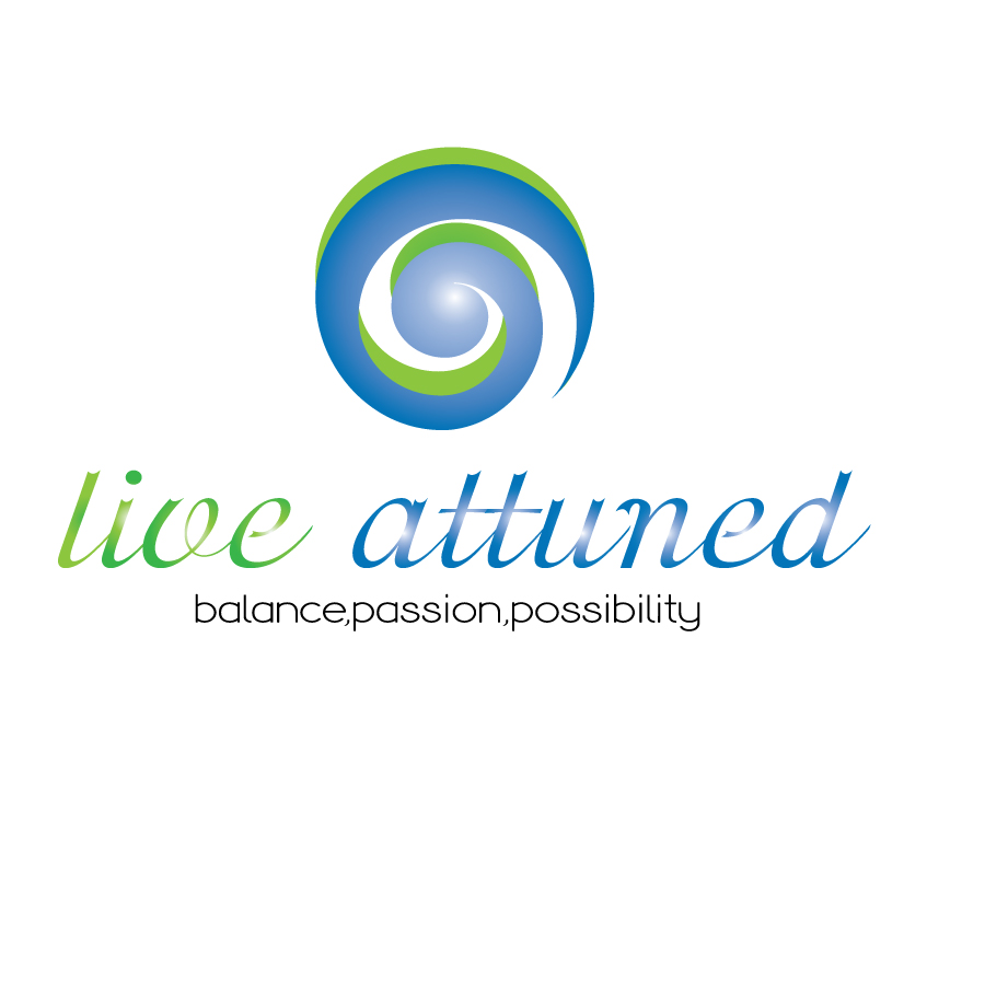 Logo Design by Dan Cristian - Entry No. 128 in the Logo Design Contest New Logo Design for Live Attuned.