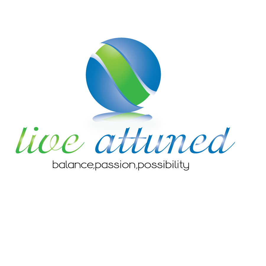 Logo Design by Dan Cristian - Entry No. 129 in the Logo Design Contest New Logo Design for Live Attuned.