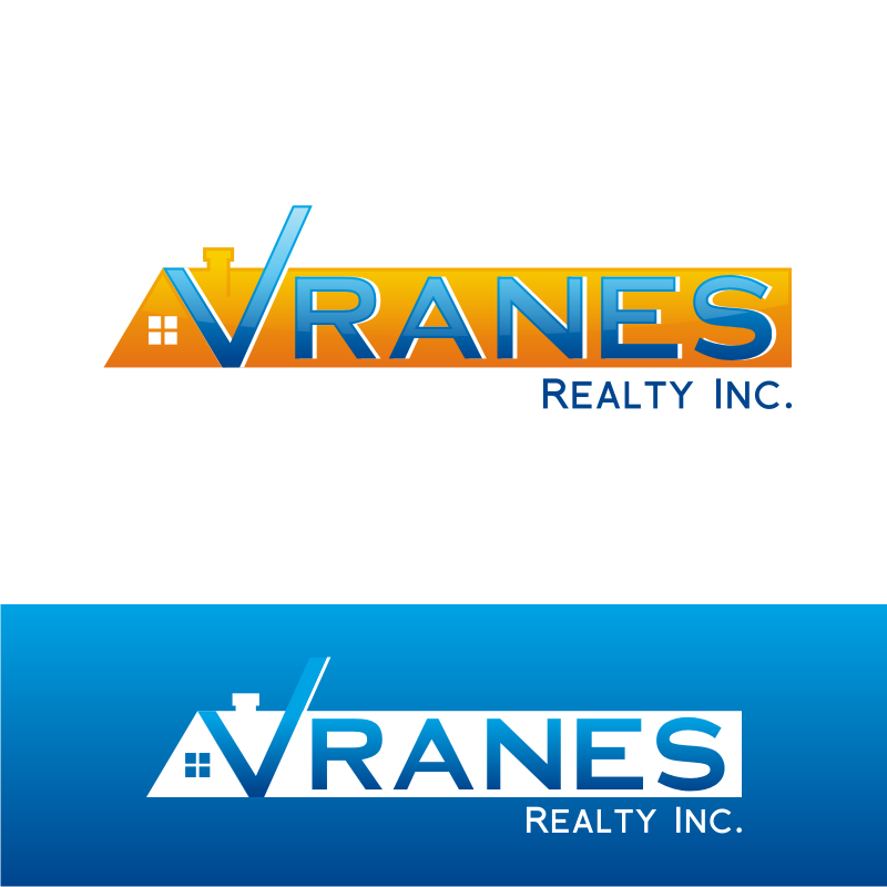 Logo Design by kotakdesign - Entry No. 95 in the Logo Design Contest Logo Design Needed for Exciting New Company Vranes Realty Inc..