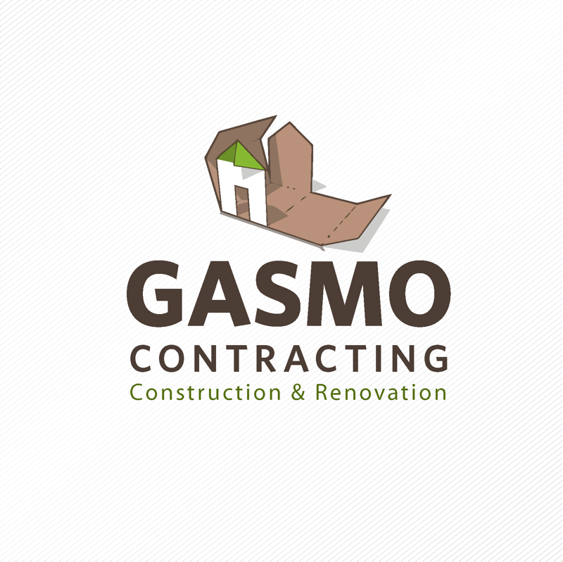 Logo Design by dwimalai - Entry No. 38 in the Logo Design Contest Professional Logo Design for Gasmo Contracting.