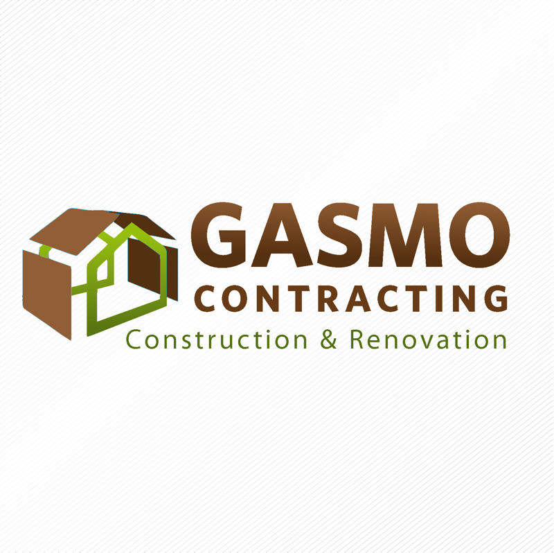 Logo Design by dwimalai - Entry No. 40 in the Logo Design Contest Professional Logo Design for Gasmo Contracting.
