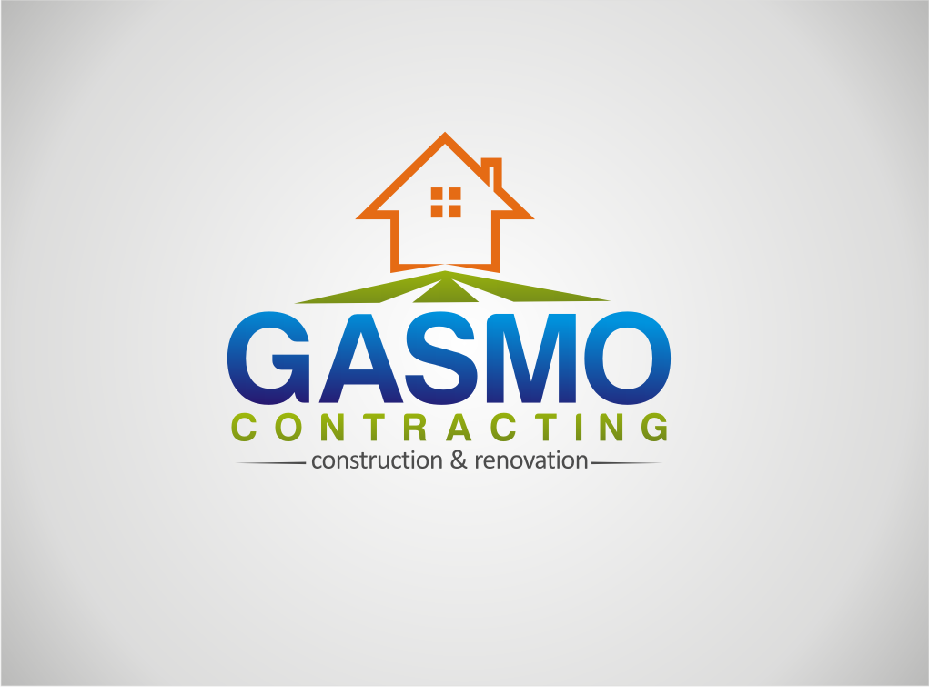 Logo Design by walangsangit - Entry No. 41 in the Logo Design Contest Professional Logo Design for Gasmo Contracting.