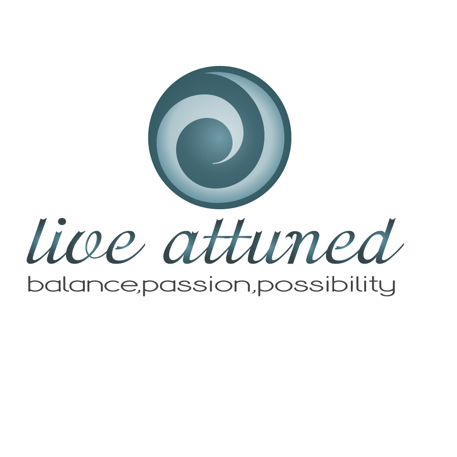 Logo Design by Dan Cristian - Entry No. 135 in the Logo Design Contest New Logo Design for Live Attuned.