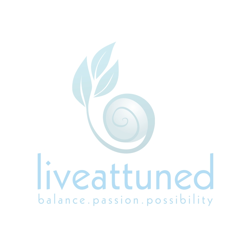 Logo Design by Private User - Entry No. 136 in the Logo Design Contest New Logo Design for Live Attuned.