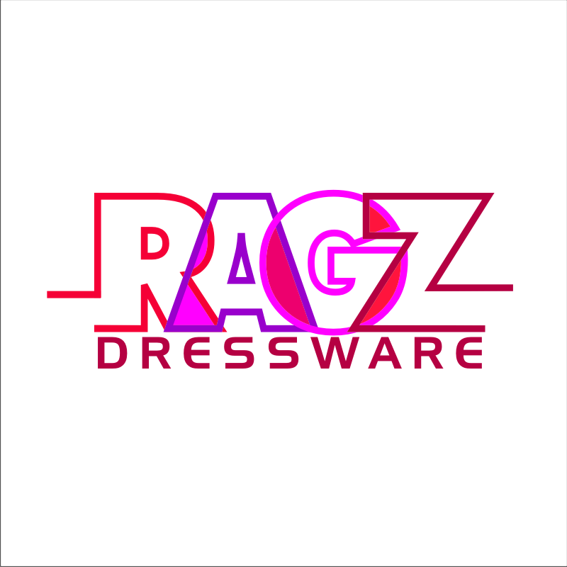 Logo Design by SquaredDesign - Entry No. 318 in the Logo Design Contest Ragz Dressware.