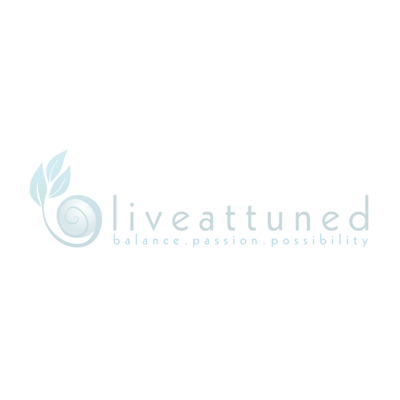 Logo Design by Private User - Entry No. 137 in the Logo Design Contest New Logo Design for Live Attuned.