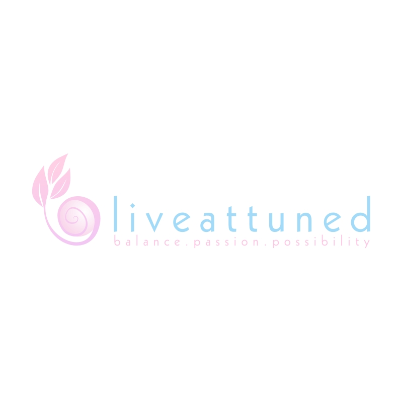 Logo Design by Private User - Entry No. 138 in the Logo Design Contest New Logo Design for Live Attuned.