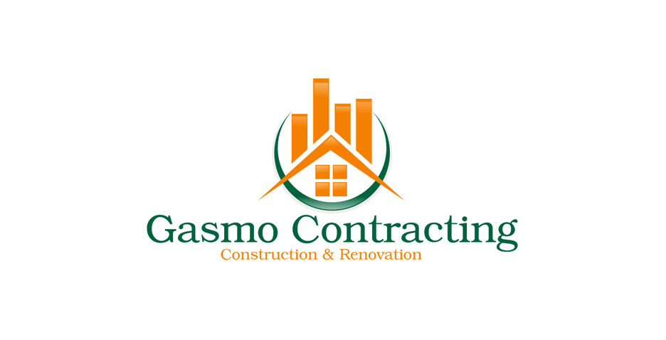 Logo Design by Moon0322 - Entry No. 44 in the Logo Design Contest Professional Logo Design for Gasmo Contracting.