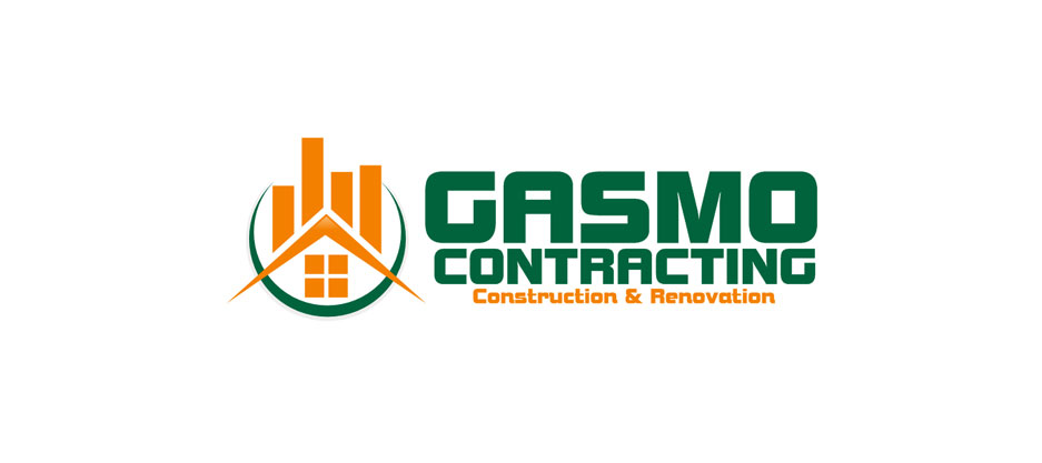 Logo Design by Moon0322 - Entry No. 45 in the Logo Design Contest Professional Logo Design for Gasmo Contracting.